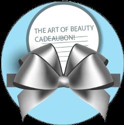 Cadeaubon in Luxe Verpakking Schoonheidssalon Lisse