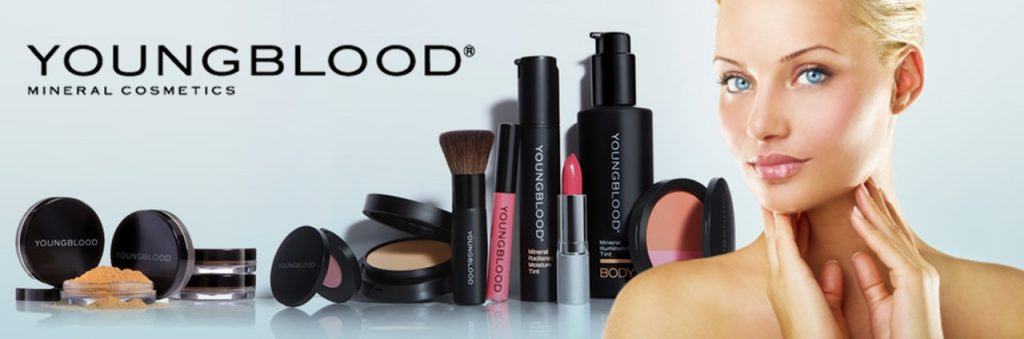 Youngblood Make-up